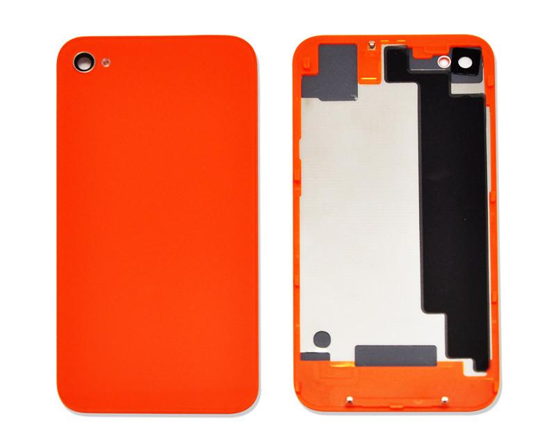 tapa de bateria Iphone 4s naranja