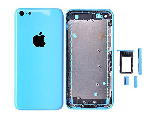 Ensamble De Tapa Bateria Iphone 5c Azul