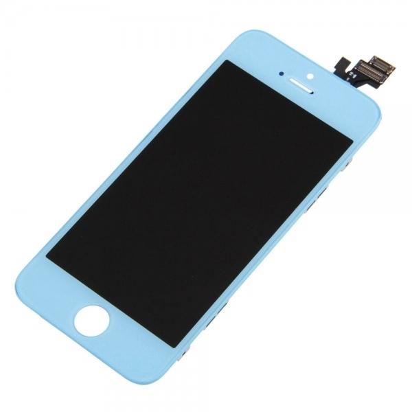 LCD Pantalla&Tactil para iPhone 5 azul Claro