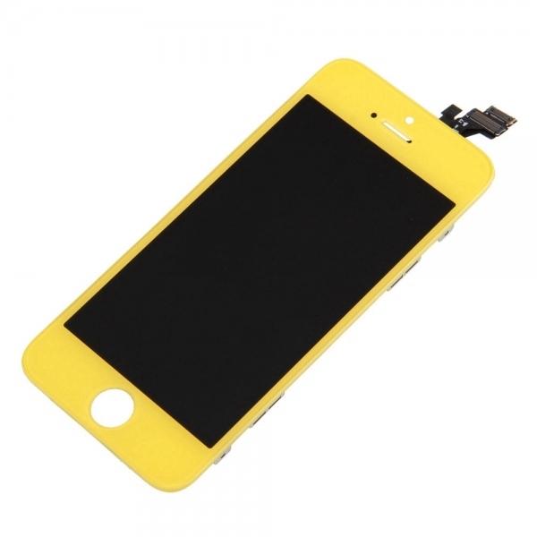 946021e35de Auricular Bluetooth Manos Libres Universal · LCD Pantalla&Tactil para iPhone  5 amarillo