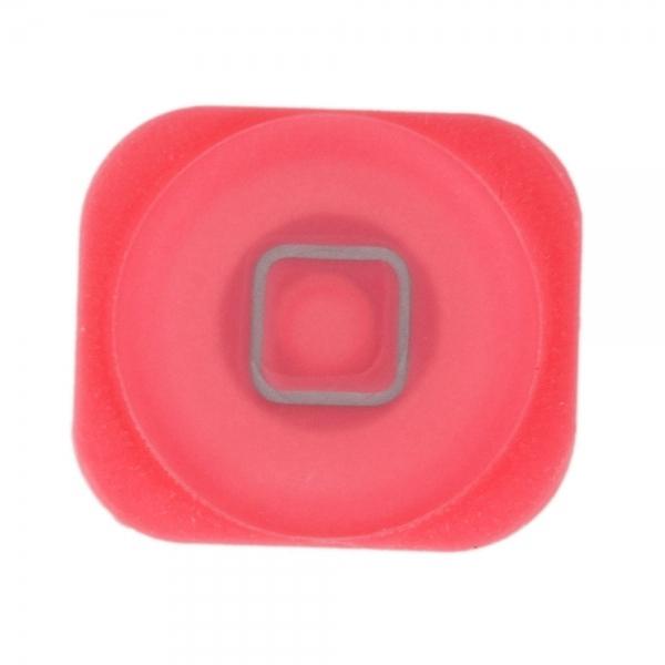 Home Boton para iPhone 5 rosa