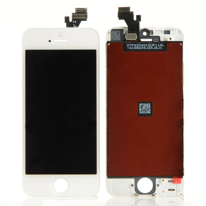 Pantalla Iphone 5s Retina Display Touch Screen Lcd blanco Original