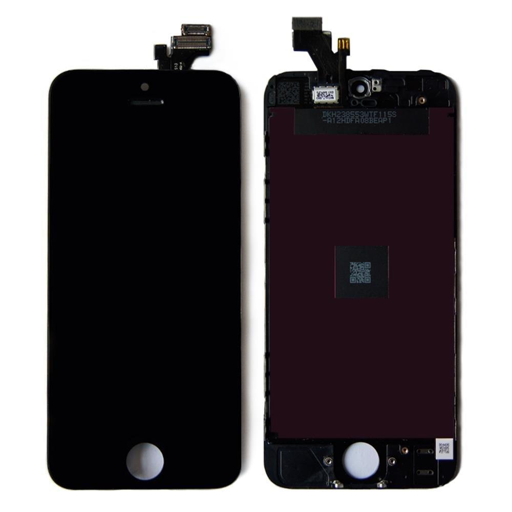 Pantalla  Iphone 5s Y 5c De Retina Original Display Lcd negro