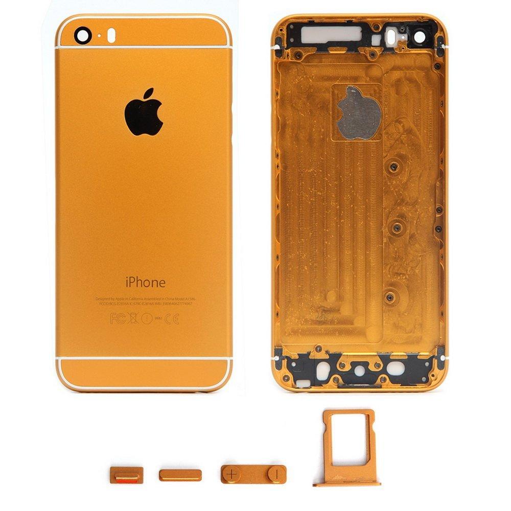 Tapa de bateria para iPhone 5S oro
