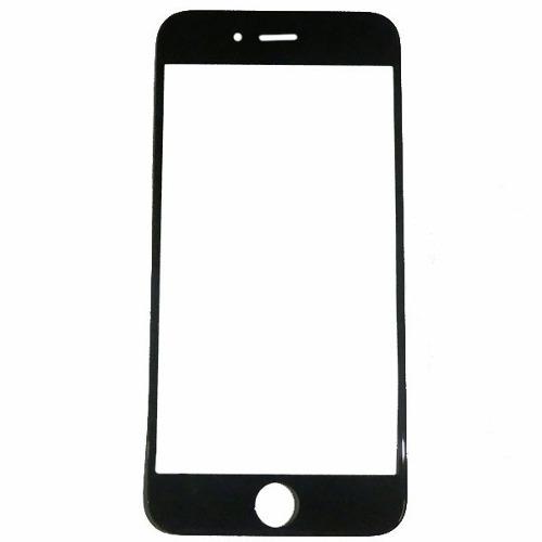 Cristal Lens Iphone 6 Negro Original