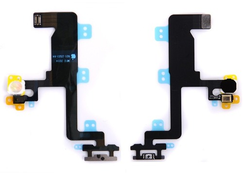 Flex Encendido Y Flash Iphone 6 Original Nuevo