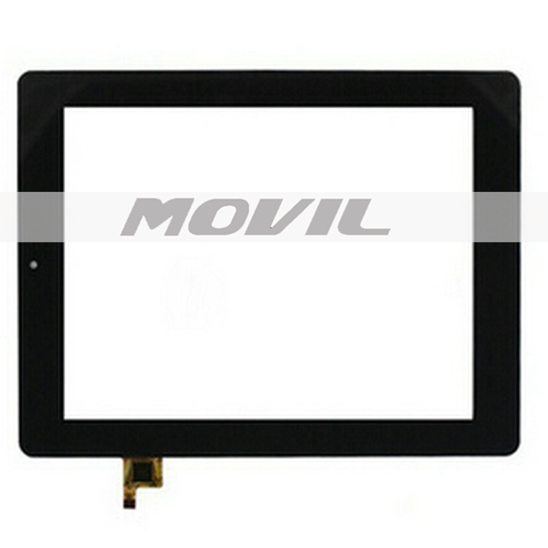 Inch Tablet tactil Screen para Prestigio Multipad 2 PMP7280C 3G DUO 080088 01A V2