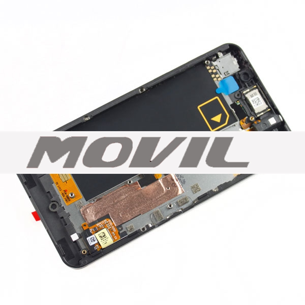 LCD BlackBerry Z10 with touch and frame Alta calidad Pantalla para BlackBerry Z10 with touch and frame-2