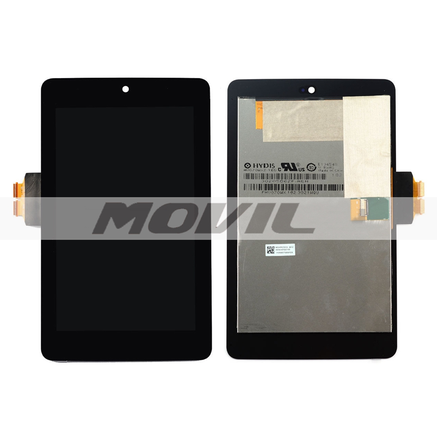 LCD Display + tacil Screen   Replacements para ASUS Google Nexus 7 2012 ME370T