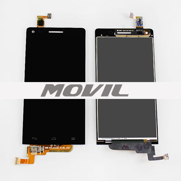 LCD Huawei Ascend G6 with Touch Alta calidad Pantalla para Huawei Ascend G6 con Touch-0
