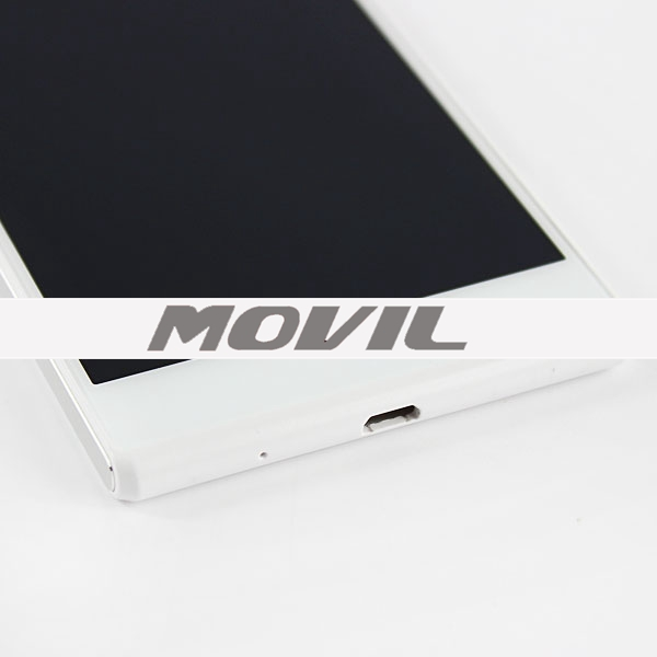LCD Huawei Ascend P7 with touch and frame White Alta calidad Pantalla para Huawei Ascend P7 con táctil y enmarcar blanco-6