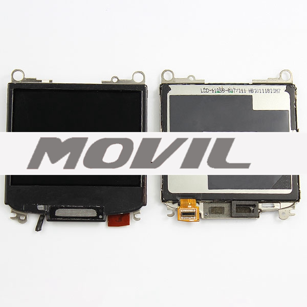 LCD for Blackberry 8520 Pantalla para Blackberry 8520-0