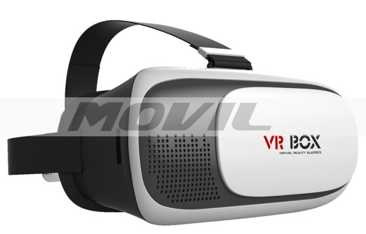 Lentes Realidad Virtual Vr Box 3d