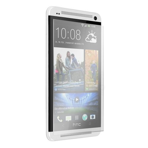 Mica Cristal Templado Tempered Glass Htc One M7
