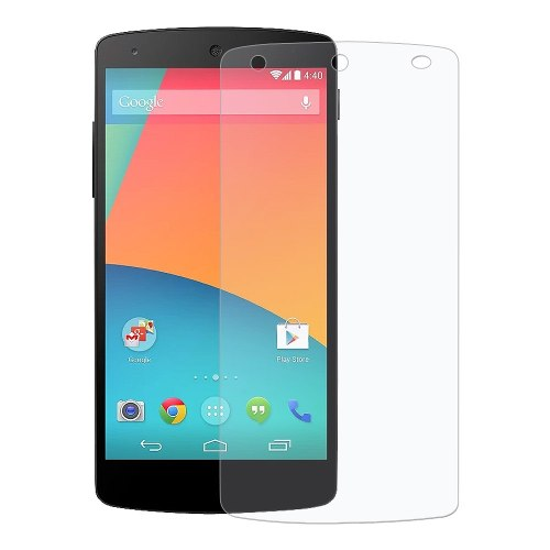 Mica Cristal Templado Tempered Glass Para Nexus 5 9h