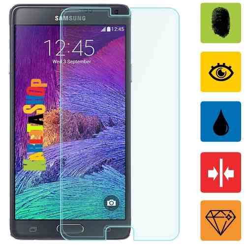 Mica Glass Samsung Galaxy Note 4 Cristal Templado
