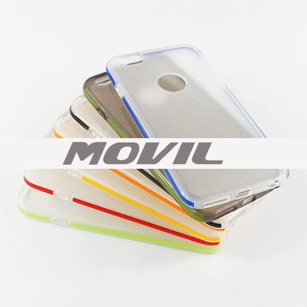 NP- 2193 Funda de TPU suave para Apple iPhone 6 plus-12