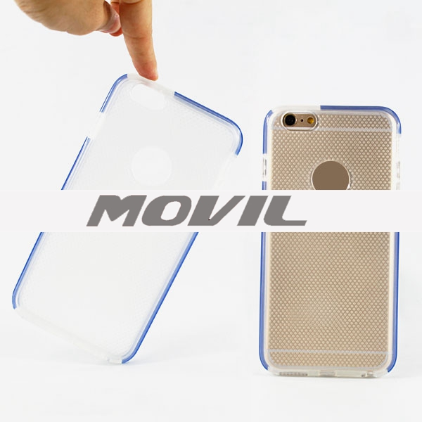 NP- 2193 Funda de TPU suave para Apple iPhone 6 plus-13
