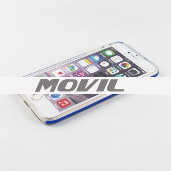 NP- 2193 Funda de TPU suave para Apple iPhone 6 plus-2