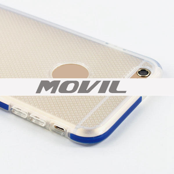 NP- 2193 Funda de TPU suave para Apple iPhone 6 plus-3