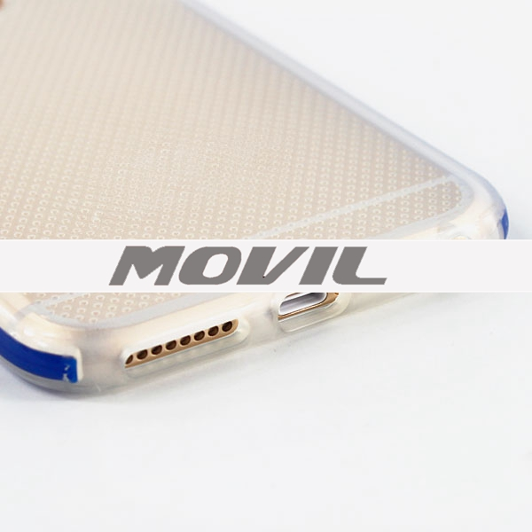 NP- 2193 Funda de TPU suave para Apple iPhone 6 plus-4