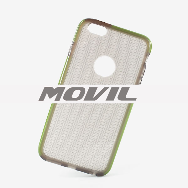 NP- 2193 Funda de TPU suave para Apple iPhone 6 plus-6