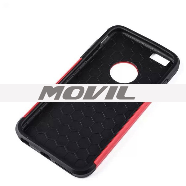 NP-1895  tpu pc  Funda para iPhone 6 Plus-3