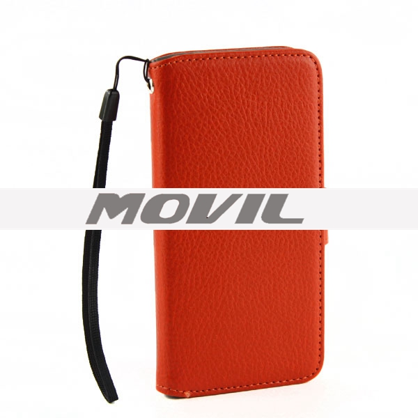 NP-1966 PU  leathe funda para Apple iPhone 6-0