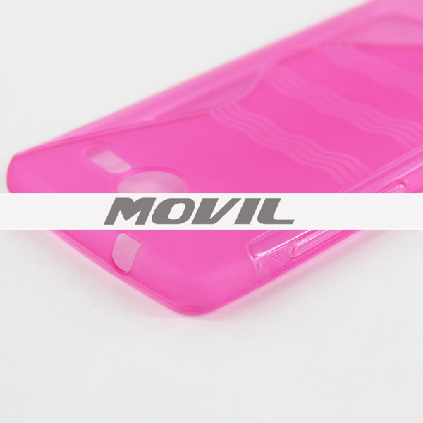 NP-2264 For ZTE Blade L3 TPU Case-2