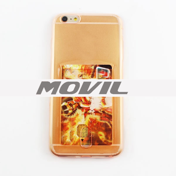 NP-2268 TPU Case For iPhone 6 Plus-6