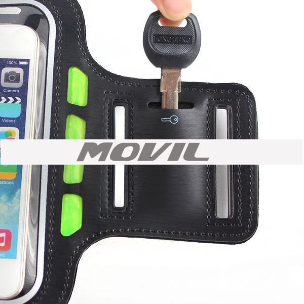 NP-2335  Neoprene sport armband for iphone-10