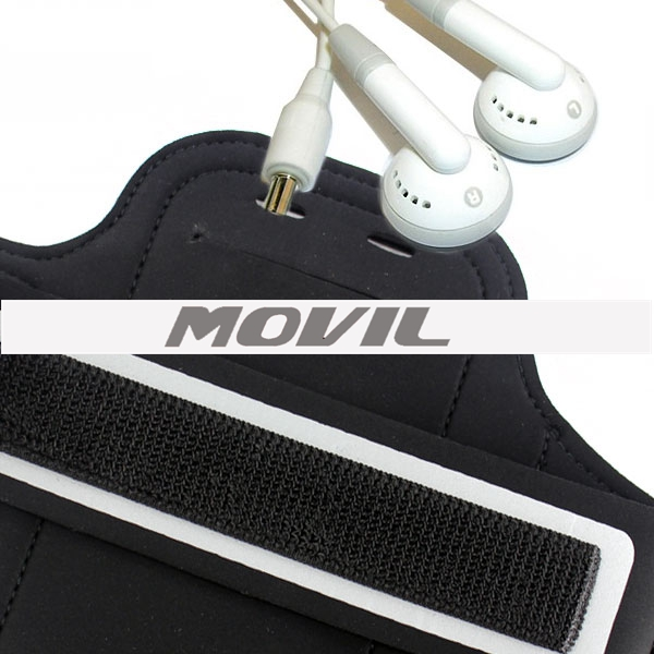 NP-2335  Neoprene sport armband for iphone-11