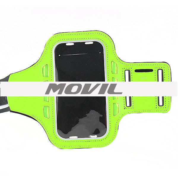 NP-2335  Neoprene sport armband for iphone-15