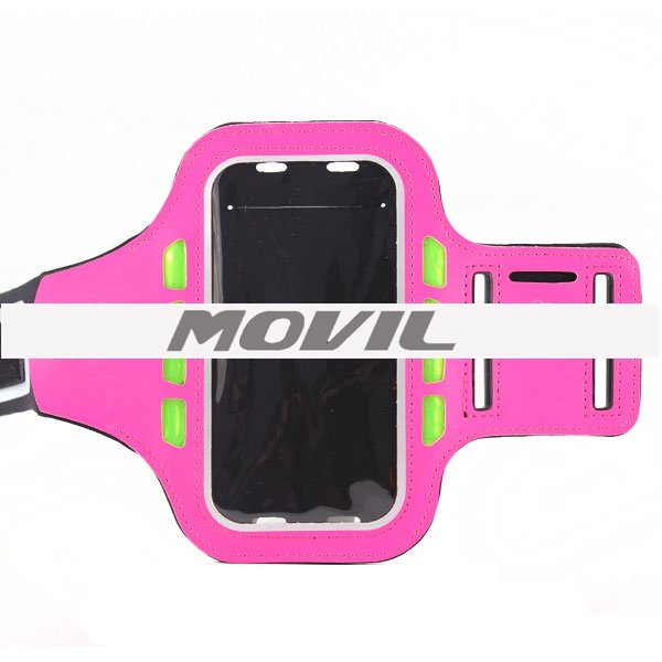NP-2335  Neoprene sport armband for iphone-16