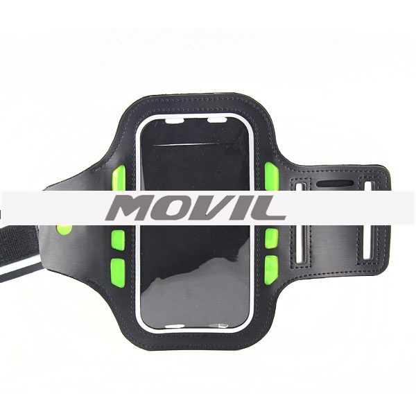 NP-2335  Neoprene sport armband for iphone-3