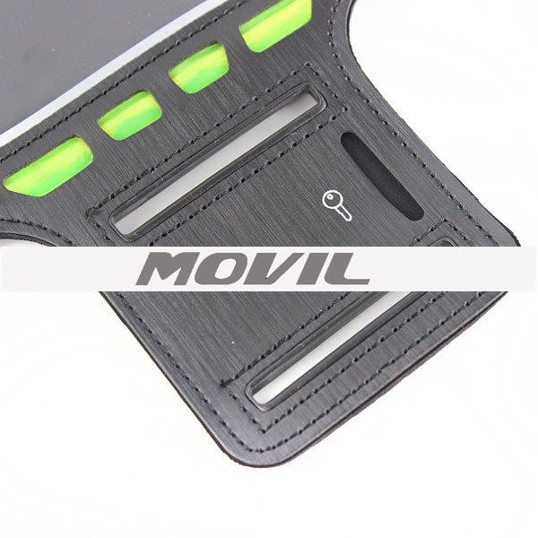 NP-2335  Neoprene sport armband for iphone-4
