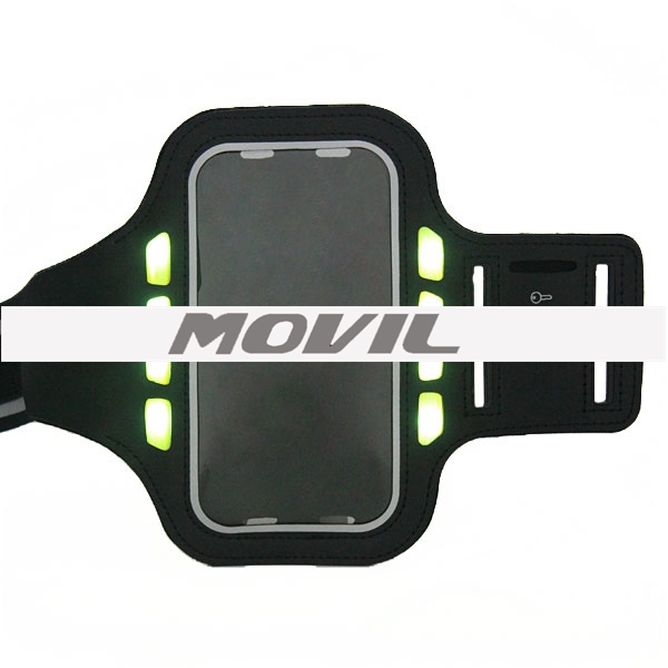NP-2335  Neoprene sport armband for iphone-8