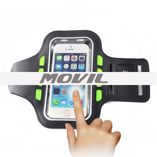 NP-2335  Neoprene sport armband for iphone-9