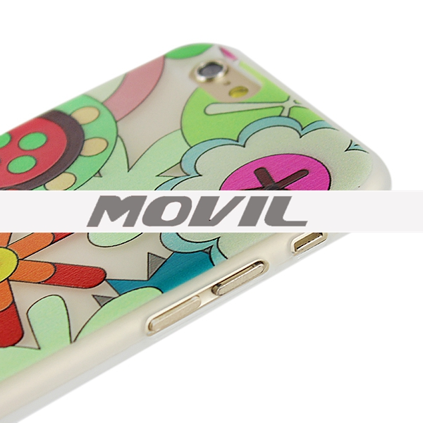 5323d587c44 NP-2552 Funda Helado de TPU para Apple iPhone 6-5
