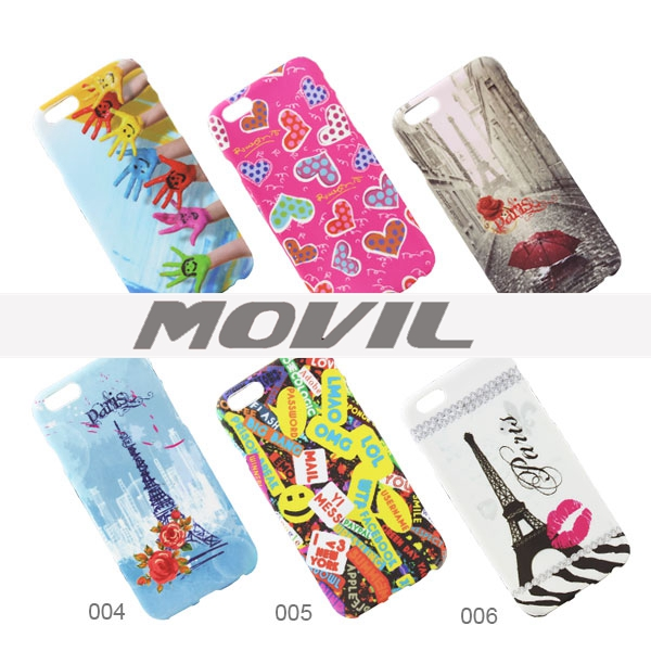 NP-2557 Funda suave TPU para Apple iPhone 6-1