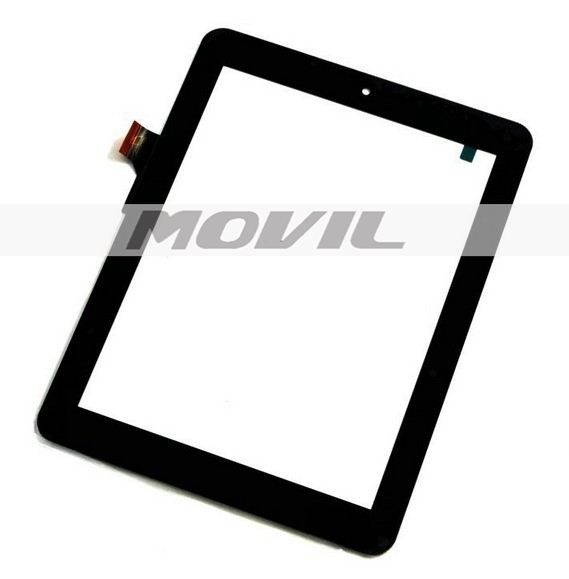 New 8 PRESTIGIO Multipad PMP5580C PMP5580C duo Tablet Digitizer Glass tactil screen panel
