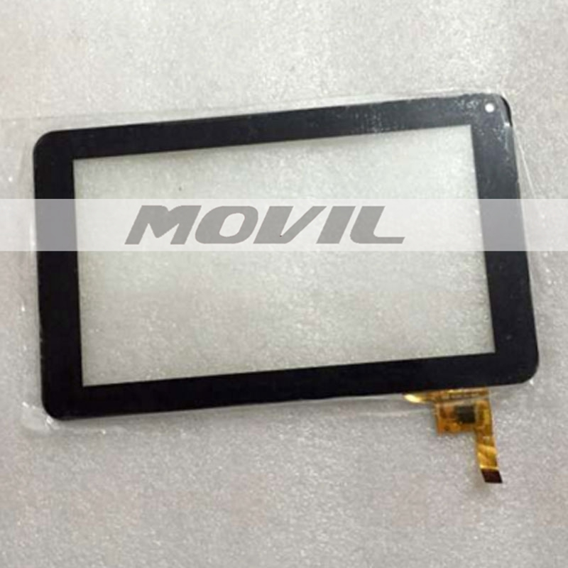 Original 7 inch Prestigio tactil Screen Digitizer tactil Panel Glass Display para Ployer Momo9 Enhanced III
