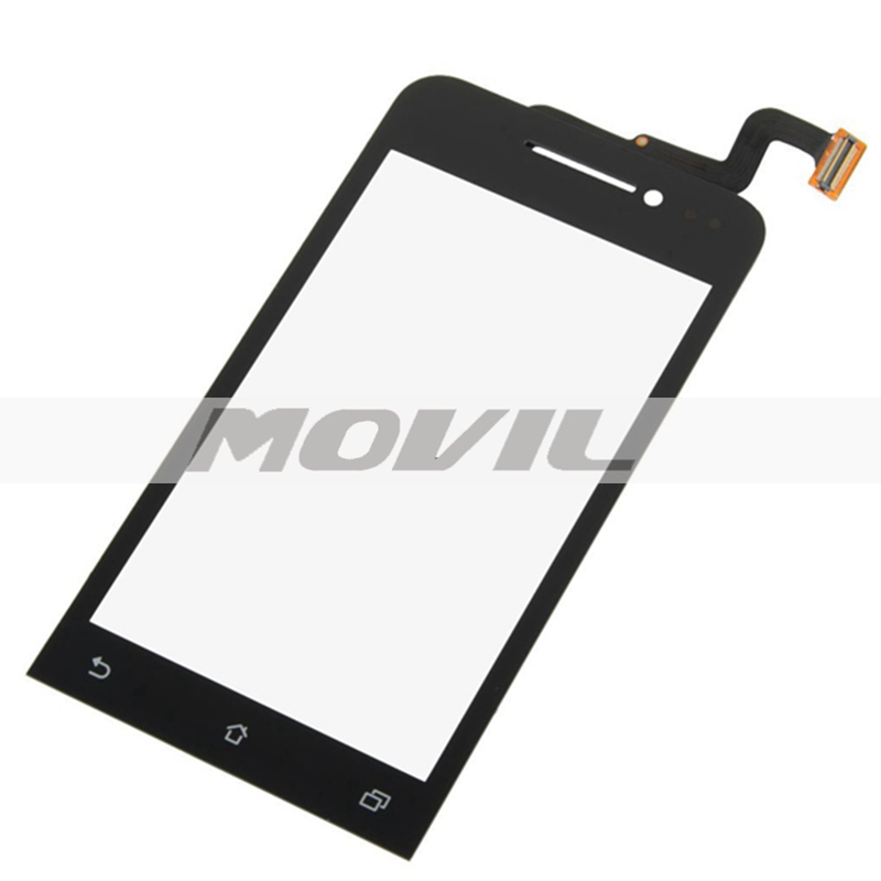 Original New 4 0 inch  tactil Panel para Asus Zenfone 4 A400CG Glass Window con Sensor