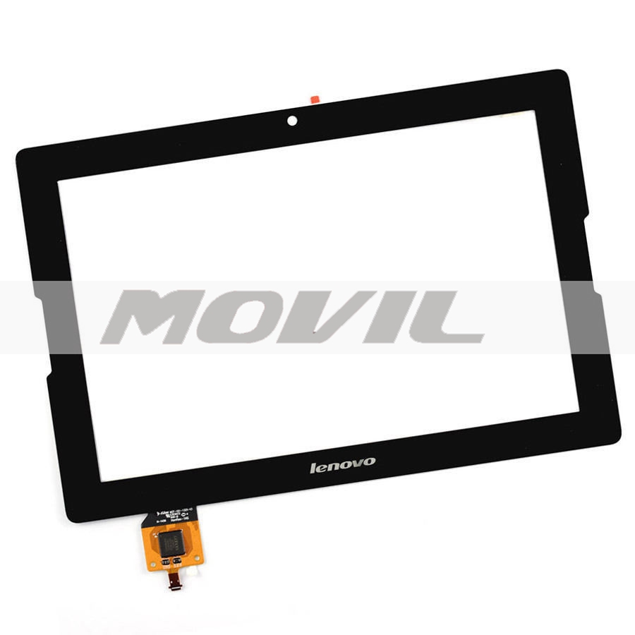 Original Tacil touch Glass  Para Lenovo A10 70 A7600 Tablet Free shipping