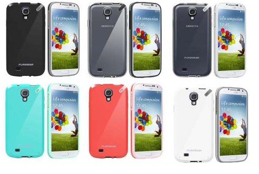 Protector Samsung Galaxy S4 Slim Shell Pure Gear