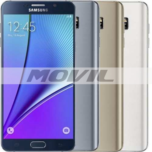 Samsung Galaxy Note 5 32gb Octa Core 3g 4g Lte 4gb Ram Libre