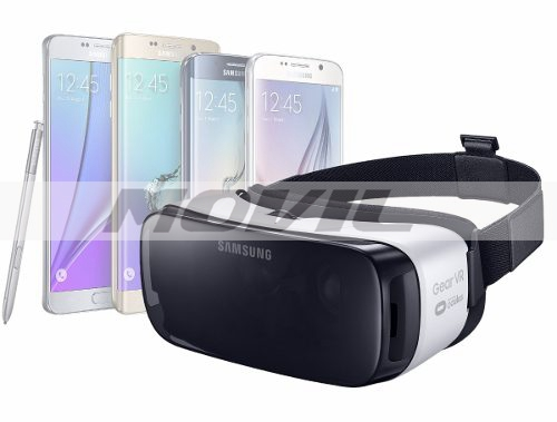 Samsung Gear Vr Lente Virtual Para S6 S6 Edge Note 5 Edge 6