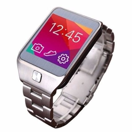 Smartwatch Lujo No.1 G2 Ritmo Cardíaco Android Iphone Camara