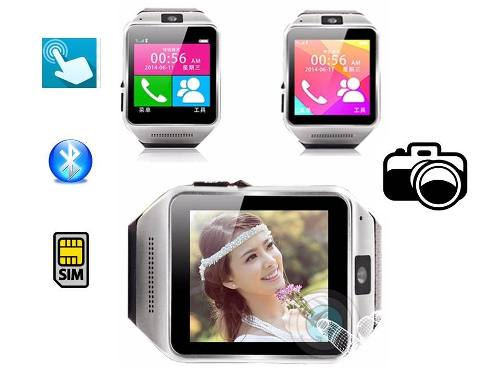 Smartwatch Reloj Inteligente Bluetooth Camara
