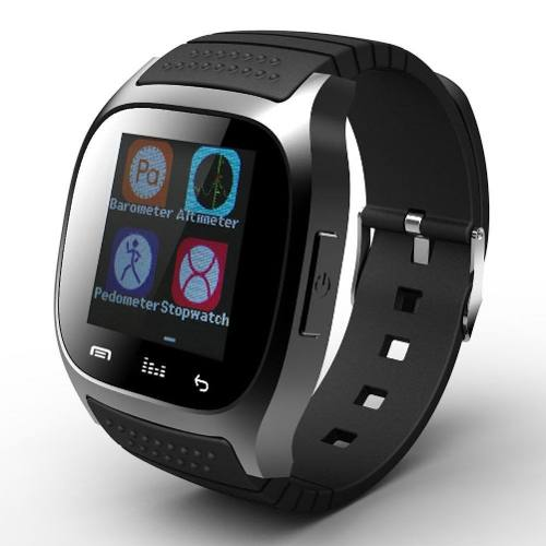 Smartwatch Reloj Inteligente Waterproof Bluetooth